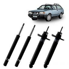 Kit Amortecedores Kyb VW Parati Quadrada 1984 Até 1996 - Premium
