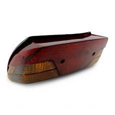Lanterna Traseira Completa Melc Adaptável Yamaha Crypton
