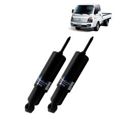 Par Amortecedores Dianteiros Kyb Hyundai H-100 1994 Até 2008