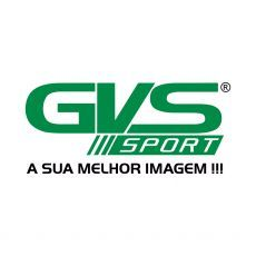 Retrovisor Moto GVS Sport Mini Optium Haste Cromada Rosca Honda (Par)
