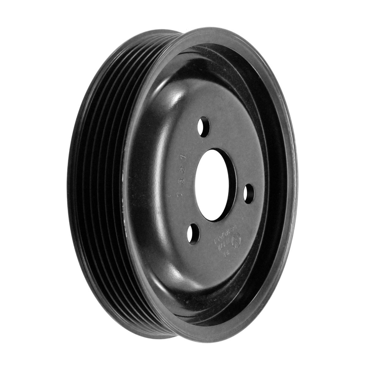 Polia Bomba Hidraulica Volkswagen Gol Parati Saveiro 1.0/1.6/1.8 G2/G3/G4 Santana 1.8/2.0