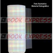 Bopp 3D Holográfica Janelas 32 cm x 200 mts