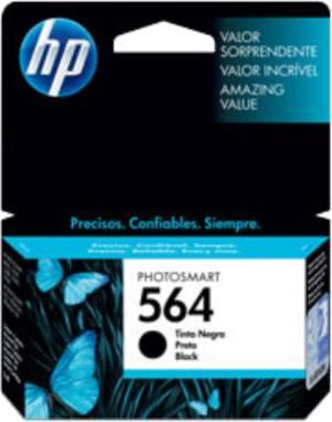 Cartucho 564 Original HP Preto