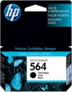 Cartucho 564 Original HP Preto
