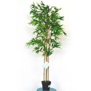 Bambu Artificial de 1,6m de altura 988 folhas da DESIGN PLANTAS