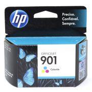 Cartucho 901 Original HP Colorido