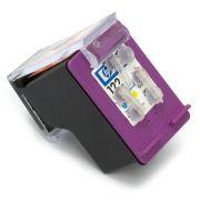 Cartucho HP 122 Colorido Adaptado para Bulk Ink