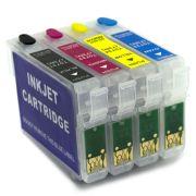 Cartuchos Recarreg�veis para T40W e TX550 (Vazios)