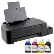 Impressora Epson Ecotank L120 Bulk Ink + 400ml Tinta Sublimatica
