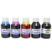 Kit Tintas HP 500ml (100ml de Cada Cor)