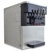 Máquina de Sorvete 3 bicos para Açaí Sorvete ou Frozen SORVETEC