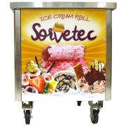Máquina de Sorvete na Chapa - Ice Cream Roll da Sorvetec