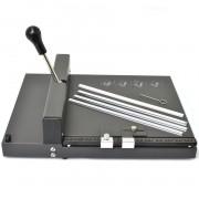 Vincadeira Manual Profissional vinca 3 em 1 com 35cm de vinco da Visutec