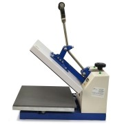 Prensa Térmica Plana 38x38cm para Sublimação Analógica para grande produção 220V