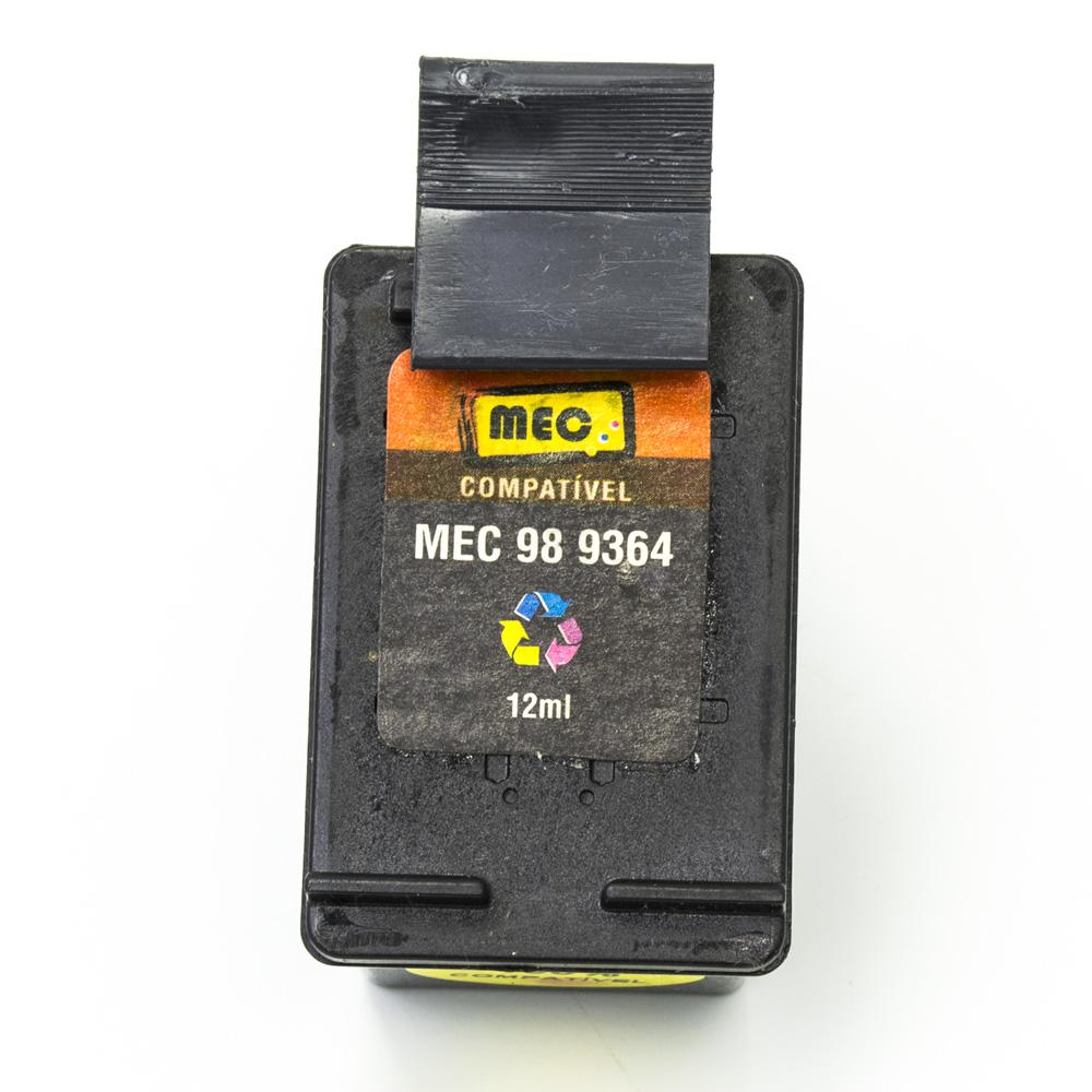 Cartucho Mec 98 Black