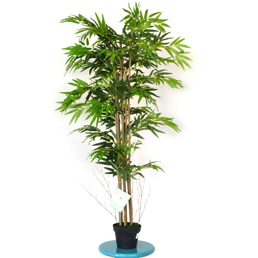 Bambu artificial com 1 5m e 1095 folhas design plantas r - Planta artificial ...