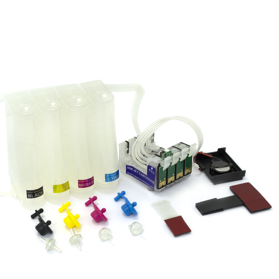 Bulk Ink Chip Full Botão Reset (compatível Tx235 Tx320 Tx420 Tx430)
