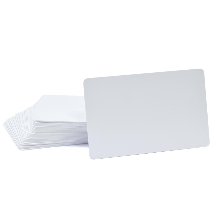 Cartões PVC para Bandeja T50 e R290 e Impressoras Canon (25 Unidades)