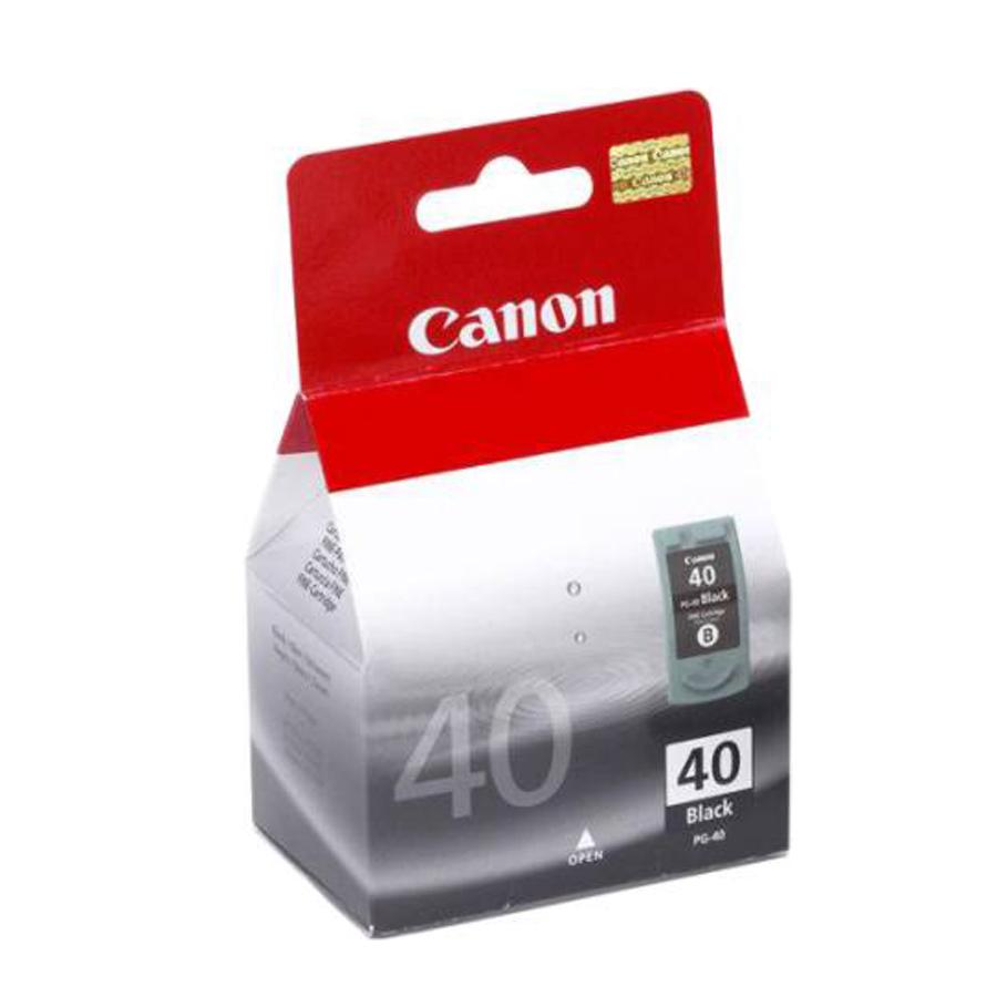 Cartucho Canon 40 Original Preto