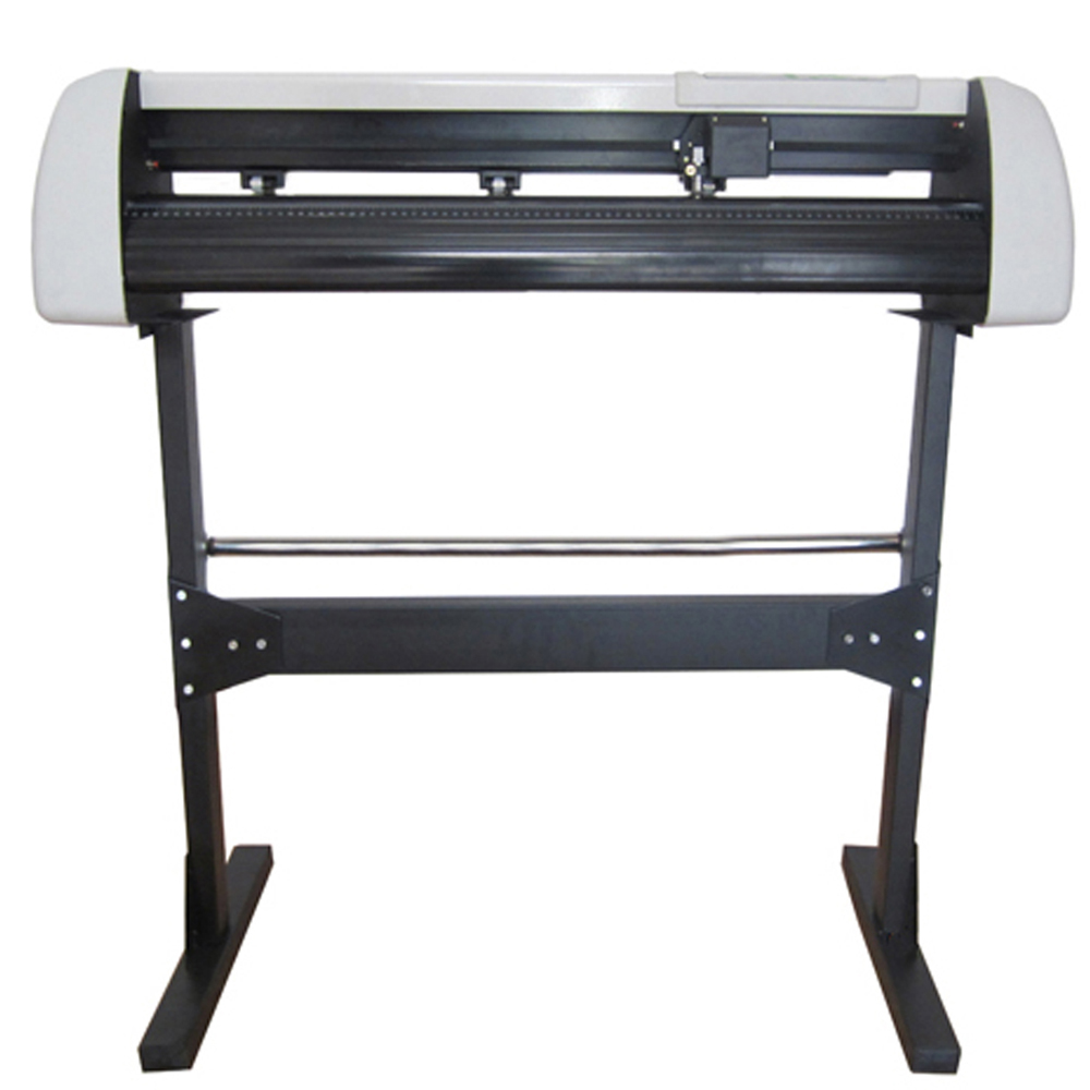 Plotter de corte de vinil modelo semi profesional h for Plotter de mesa