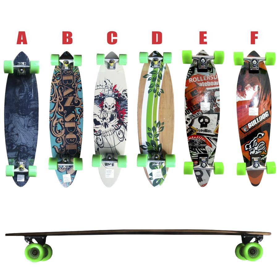 Skate Longboard 91,5 Truck Blindado Invert Rodas 70 Abec 9