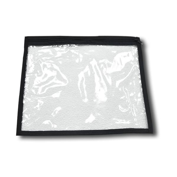 Envelope plástico médio