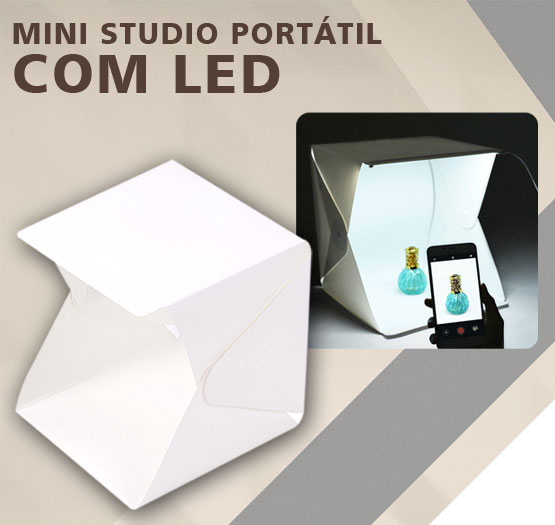 Mini Studio Portátil