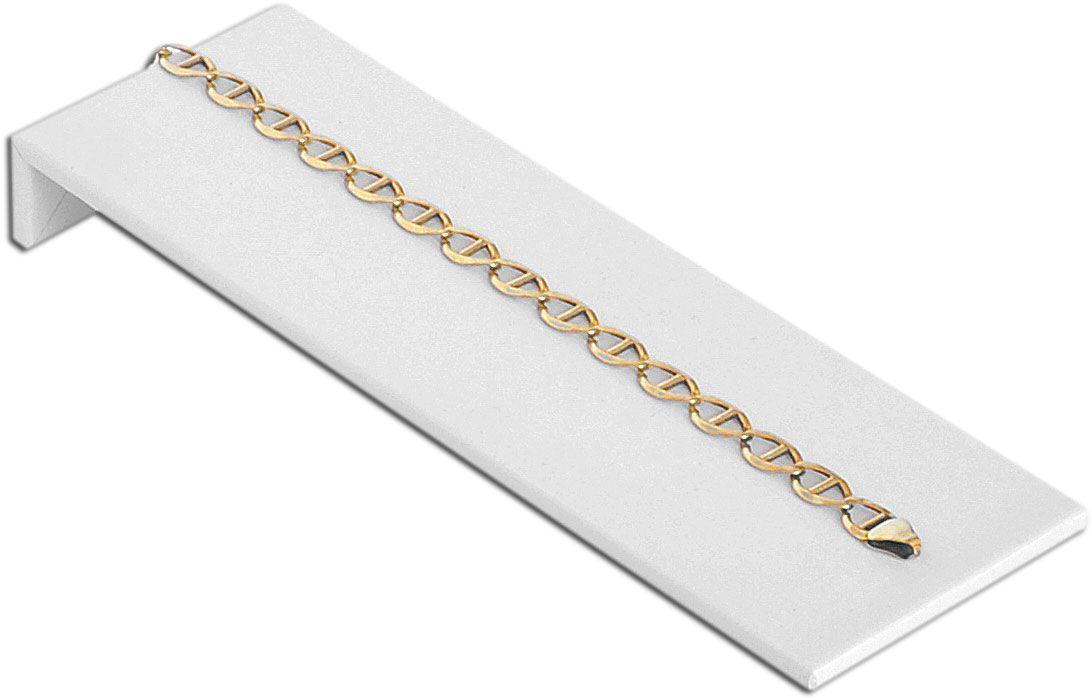 Expositor para pulseiras horizontal - Com acabamento posterior