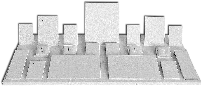 Mega kit de expositores para vitrines - Modelo 2