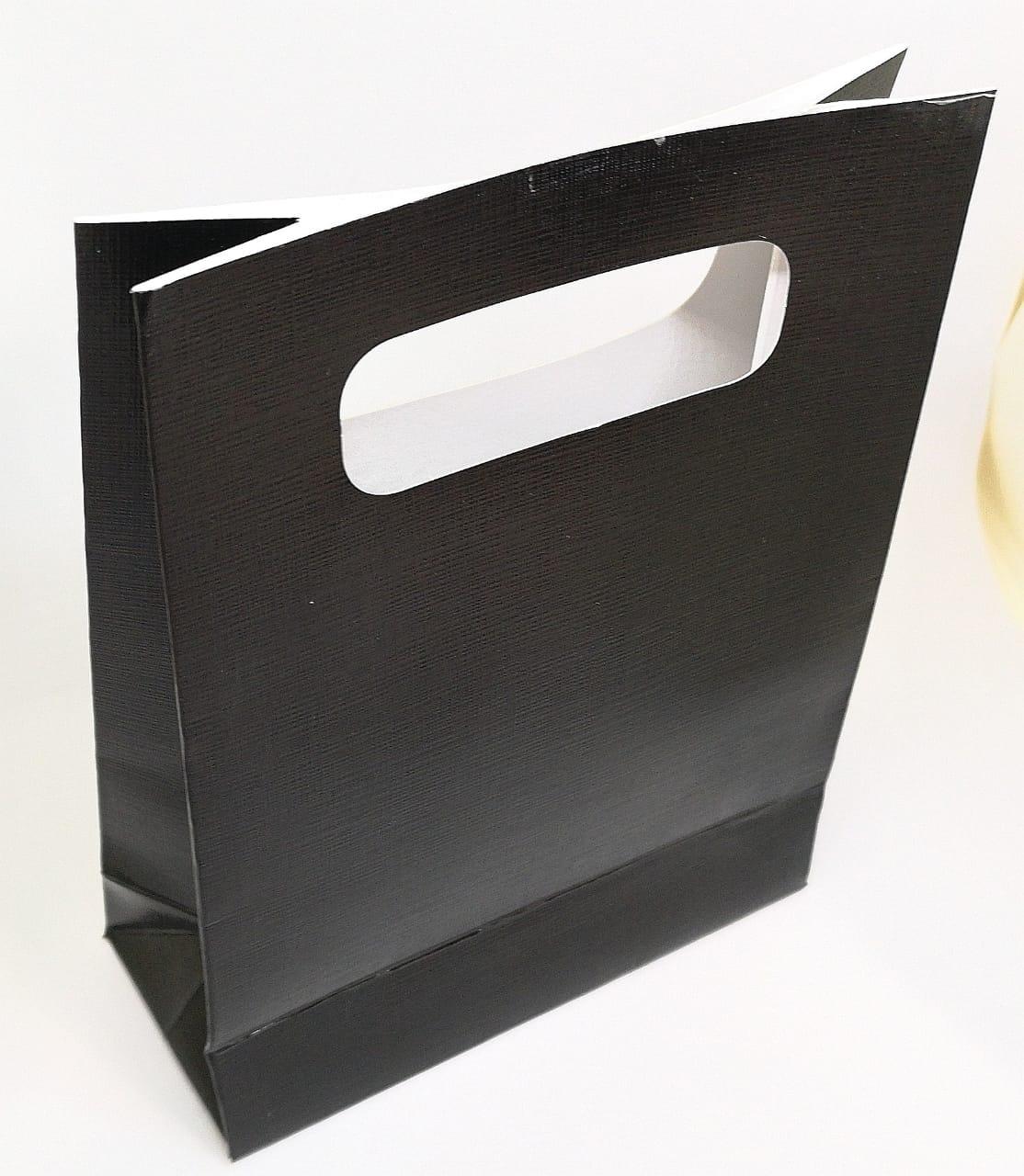 Sacolinha para presente 14 x 18 cm - c/ 10 unidades
