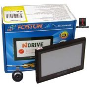 Gps Automotivo Foston 3d 473  Tv Digital E Câmera De Ré - ILIMITI SHOP