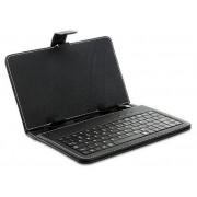Capa De Couro C/ Teclado Universal P/ Tablet 7 Polegadas Usb - ILIMITI SHOP