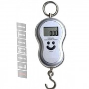 Mini Balança Digital De Mão De 1 A 40 Kgs - ILIMITI SHOP