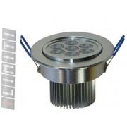 Spot Super Led Teto Direcional Alumínio 7w Bivolt