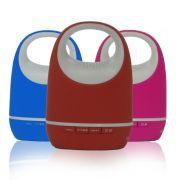 Mini Caixa De Som Portátil Amplificado Bluetooth P2 Sem Fio - ILIMITI SHOP