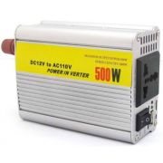Inversor Transformador Conversor Veicular 500w 12v-110v - ILIMITI SHOP