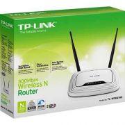 Roteador Wireless Tp-link Tl-wr841 300mbps - 2 Antenas 5 Dbi - ILIMITI SHOP