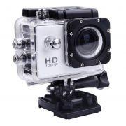 Câmera Sport , Tela LCD 1,5 Prova d' agua + Acessórios