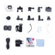 Câmera Sport , Tela LCD 1,5 Prova d' agua + Acessórios  - ILIMITI SHOP
