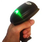 Leitor Scanner De Código Barra Laser Cabo Usb 30cm Distância - ILIMITI SHOP