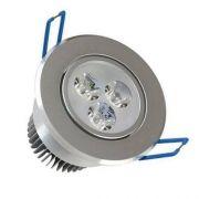 Spot Super Led 3w Lampada Direcionável