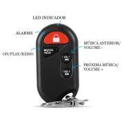 Alarme Moto Caixa De Som Mp3 Usb Fm Cartão Sd  - ILIMITI SHOP