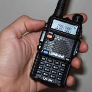 Radio Ht Dual Band(uhf+vhf) Baofeng Uv-5r + Fone Pronta Ent! - ILIMITI SHOP