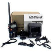 Radio Ht Dual Band(uhf+vhf) Baofeng Uv-5r + Fone - ILIMITI SHOP