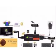 Mini Pc Android 4.2 Boxtv Quadcore Bluetooth Antena Wi-fi - ILIMITI SHOP