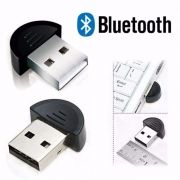 Adaptador Usb Bluetooth Compacto 2.0 Para Pc E Laptop