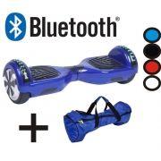 Skate Elétrico Smart Balance Duas Rodas Inteligente + Brinde - ILIMITI SHOP
