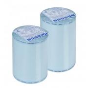 Rolo de Embalagem Tubular para Confec��o de Envelope para Autoclave 15cm- rolo com 100 metros - Cris