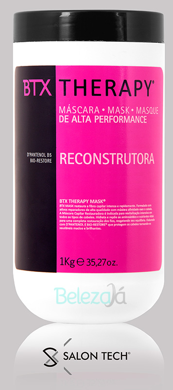 Botox Capilar  BTX THERAPY Salon Tech - 1kg