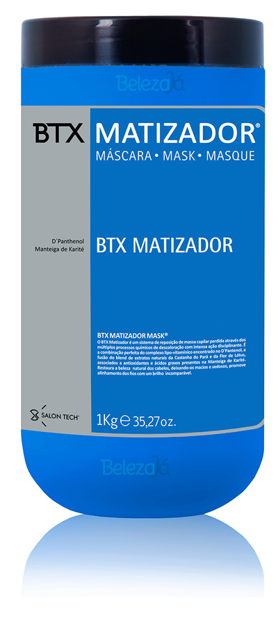 Botox BTX Therapy Matizador 1 kg  Salon Tech Professional